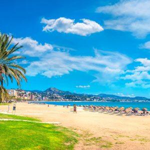 Málaga y sus playas