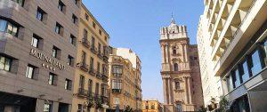 hoteles mejor ubicados en Málaga