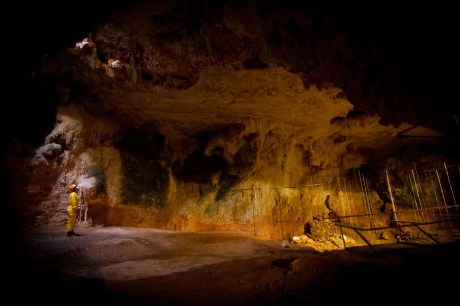 Cuevas para visitar en Málaga