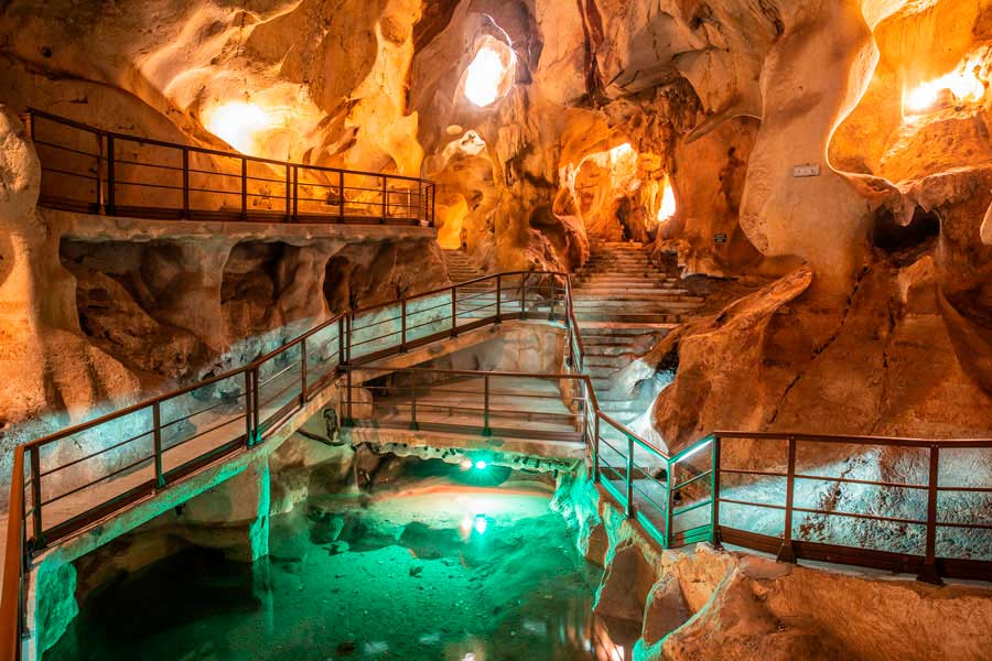 Malaga Cueva del Tesoro
