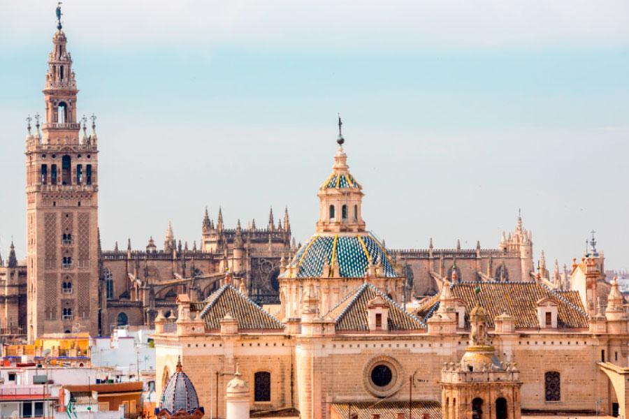 Sevilla Visita a la Catedral y Giralda