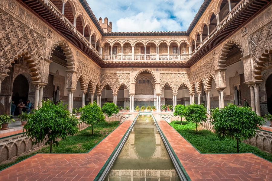 Sevilla y Real Alcázar