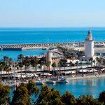 Vuelos desde USA a Málaga